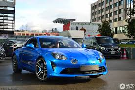 alpine renault 2017 alpine a110 2017 10 march 2017 autogespot