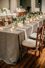 wedding table cloths 2294 best tables images on wedding decor wedding