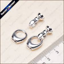 bracelet clasps diy images 2 5 10 pcs white plated drop shaped toggle clasps lobster clasps jpg