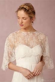 dress jackets wedding 2018 newest bridal wraps bridal coat neck lace jackets