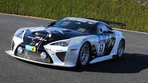 lexus supercar hybrid gazoo racing u0027s lexus lfa code x hits the track video