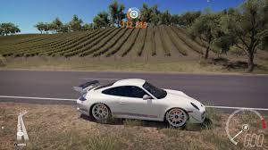 porsche 911 gt3 rs top speed forza horizon 3 tuning 2012 porsche 911 gt3 rs 4 0 top speed