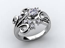 custom rings with images Get elegant and stylish custom rings bingefashion jpg