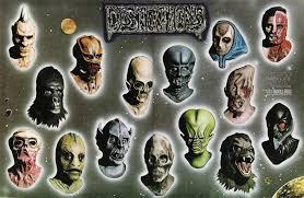 2012 Don Post Studios Catalog Blood Curdling Blog Of Monster Masks by 1981 Distortions Unlimited Catalog Blood Curdling Blog Of