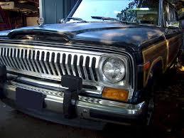 1988 jeep wagoneer razor grille swap for 1988 jeep grand wagoneer sj