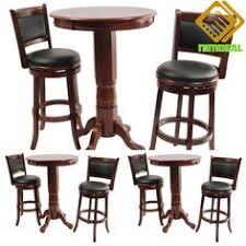 high pub table set retro 3 piece chrome bar stools and table set great retro tables