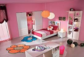 Bedroom Furniture Shelves by White Kids Bedroom Furniture White Green Study Desk Yellow In