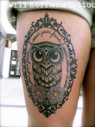 mer enn 25 vakre ideer om traditional owl tattoos på pinterest