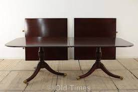 Mahogany Boardroom Table Old Times