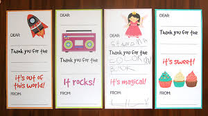 how to create thank you cards anouk invitations
