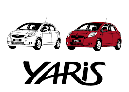 logo toyota vector toyota yaris by gregbruce01 on deviantart