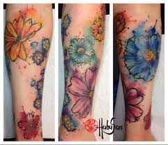blumenslewce work in progress danke liebe julia tattoo