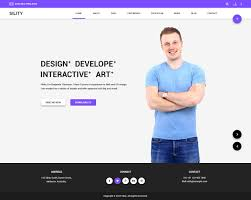 Online Resume Portfolio by Sility Vcard Cv U0026 Resume Wordpress Theme By Wpmines Themeforest