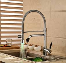 Online Get Cheap German Faucet Aliexpress Com Alibaba Group Chrome Two Rotation Spout Hands Free Sprayer Kitchen Sink Faucet