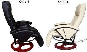 siege massant chauffant fauteuil électrique massant et chauffant groupon shopping