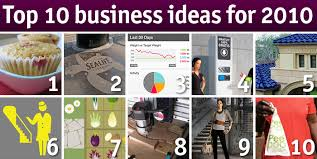 top 10 business ideas opportunities for 2010 springwise