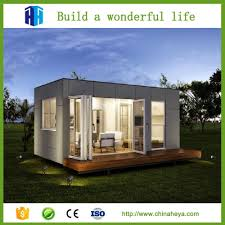low cost mobile living prefab house container house for sale