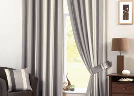 curtains printed curtains stunning silver and white curtains