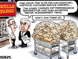 sack cartoon wells fargo startribune com