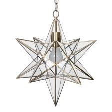 Brass Ceiling Lights Nicklin Star Pendant Ceiling Light Brass From Litecraft