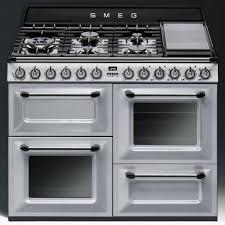 piano cuisine smeg smeg elite centre de cuisson 110 cm achat vente