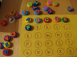 alphabet match learning 4