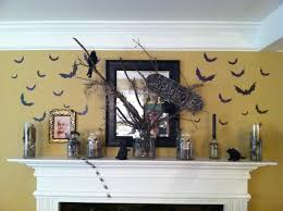 stylish halloween mantel inspired by charm loversiq