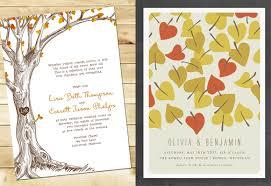 wedding invitations canada fall wedding invitations ideas fall wedding invitations canada