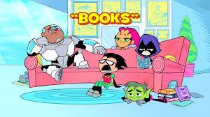 books teen titans wiki fandom powered wikia