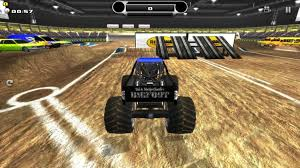 monster trucks video games game gambit episode part youtube destruction monster truck video