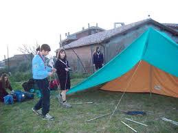 tenda jamboree uscita 28 feb 1 mar 09 pavona scoutreparto il cannocchiale