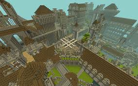 Minecraft City Maps Minecraft Fallen Kingdoms By Lexa2 On Deviantart