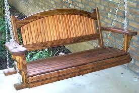 outdoor menards bench porch bench porch swing glider