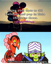 Just Girly Things Meme Generator - evil girly things by moody370 meme center
