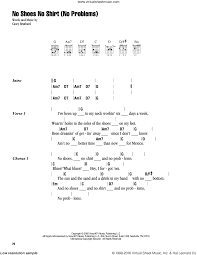 Kenny Chesney Pirate Flag Download Chesney No Shoes No Shirt No Problems Sheet Music For Guitar