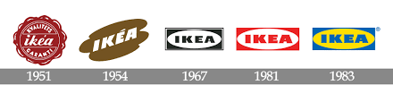 ikea logo ikea symbol meaning history and evolution