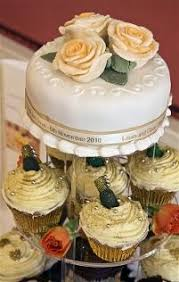 Cupcake Wedding Cake Wedding Cakes And Cupcakes Beautiful And Unique Hand Crafted