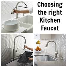 choosing a kitchen faucet renovating our kitchen in the middle of the a