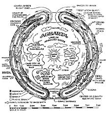 agartha map agartha a thorough explanation
