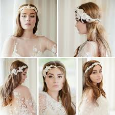 bridal hair accesories beautifully bohemian bridal hair accessories for 2016 chic