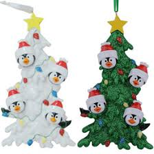 discount personalized family ornaments 2017 personalized family