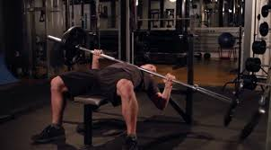 Weightlifting Bench Engineer Uses Hydraulics To Develop A Safer Weightlifting Bench
