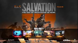 World At War Map Packs by Call Of Duty Black Ops 3 Salvation Dlc Pack 4 Available October 6