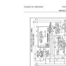 parts for frigidaire ples389dcc wiring diagram parts