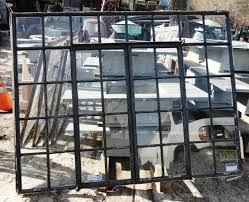 Vintage Transom Windows Inspiration An Farm Steel Factory Window Salvage