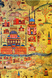 Map Of Istanbul 173 Best Turkish Art Images On Pinterest Turkish Art Painting