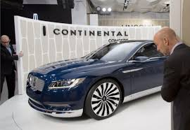 lincoln continental ford to resurrect the lincoln continental toronto star