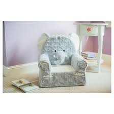 sweet seat plush character chair elephant target