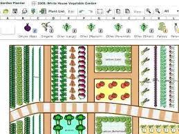 Garden Layout Planner Vegetable Garden Layout Planner Software 8 Free Garden And