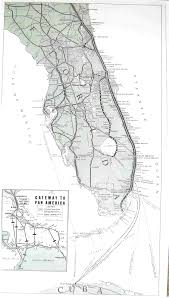 Florida Coast Map Florida East Coast